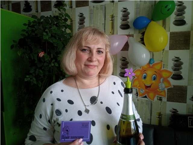 В Харькове женщина получила настроение в подарок и поделилась им (фото, видео)