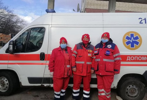 На Харьковщине две женщины родили по пути в больницу