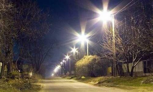 В Харьковское области станет светлее на улицах