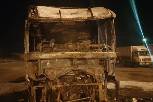 ЧП на границе в Харьковской области: пострадал мужчина (фото)