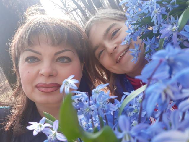 В Харькове девочка удивила маму своим творением (фото)