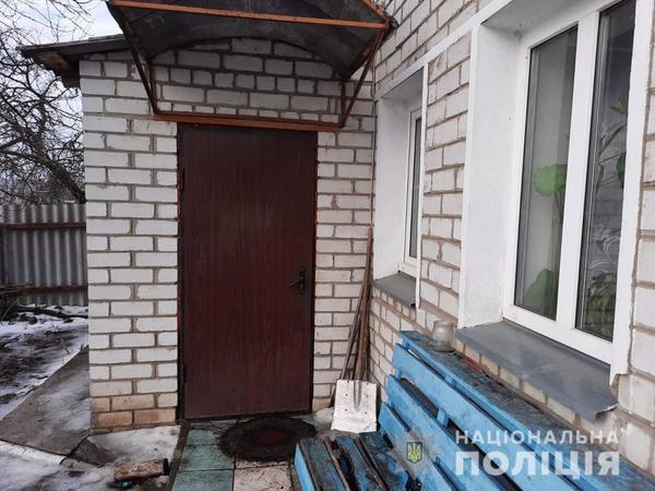 Под Харьковом старушку пытались задушить из-за долларов