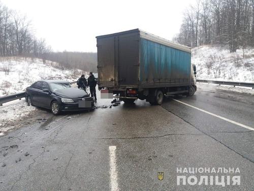 Серьезная авария под Харьковом: среди пострадавших – двое детей (фото)
