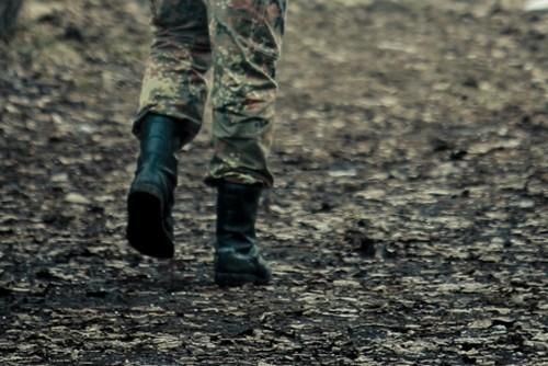 Житель Харьковщины сбежал из армии (фото)