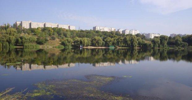 В Харькове по просьбе горожан благоустроят пляж