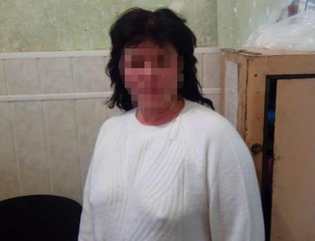 В Харькове женщина расправилась с родным человеком