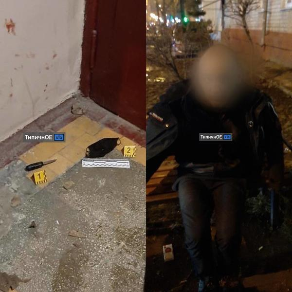 В Харькове ранили мужчину, когда он открывал свою квартиру