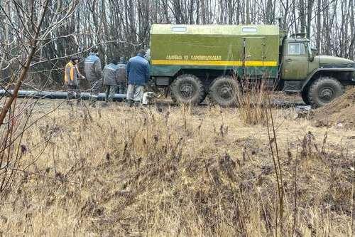 В Лозовой ремонтируют водопровод. Что сделают в первую очередь