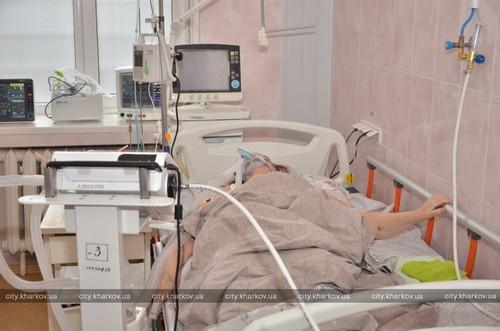 Для харьковской больницы, которая занимается лечением больных коронавирусом, приобретут кислородную станцию