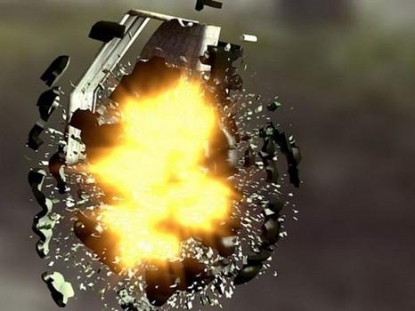 Взрыв на Харьковщине: в полиции озвучили подробности (фото)