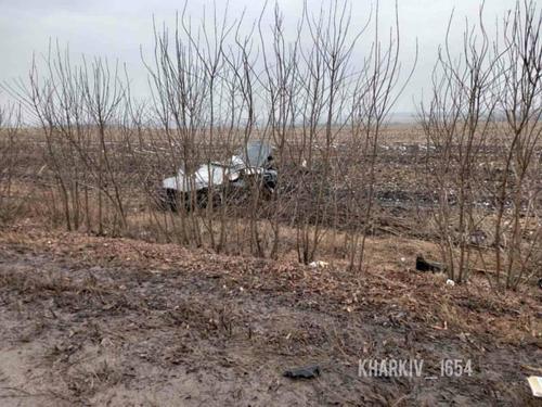 ДТП на Харьковщине: автомобили разбились вдребезги (фото, видео)