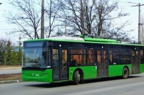 Жители Харькова просят пересмотреть троллейбусный маршрут