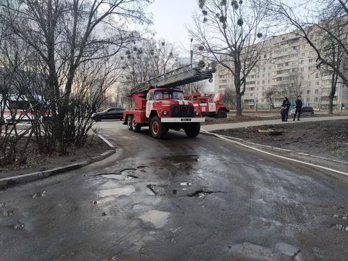Был хлопок, а потом вспыхнуло пламя. В Харькове мужчина серьезно пострадал из-за бойлера (фото, видео)