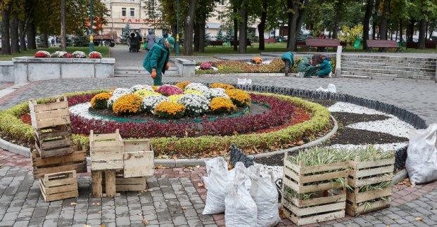 Благоустройство в Харькове: что изменится во дворах, парках и скверах