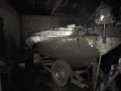ЧП на Харьковщине: накануне лета мужчина остался без плавсредства (фото)