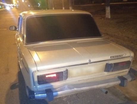 В Харькове дерзкий водитель попал в неприятную историю