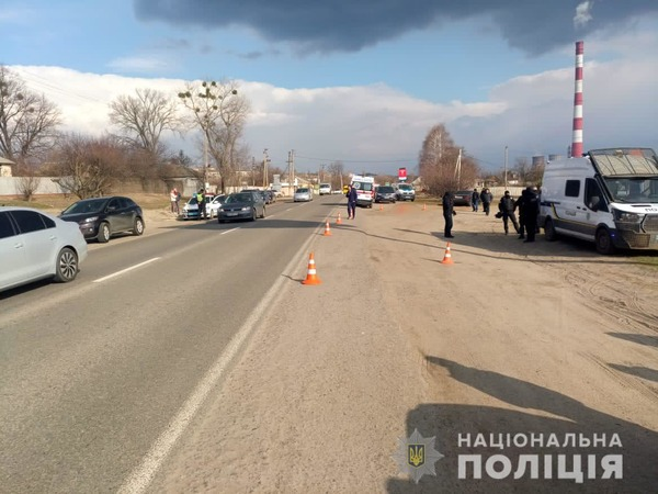 Гибель девочки под Харьковом: опубликовано видео момента смертельного ДТП (фото, видео)