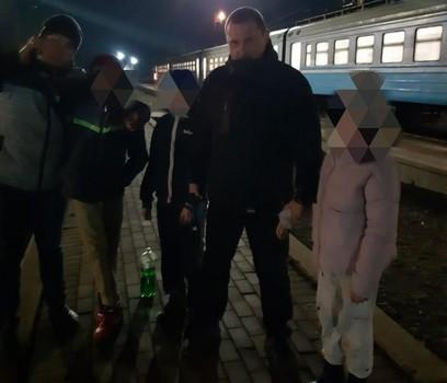 На Харьковщине подростки-путешественники поставили на уши полицию