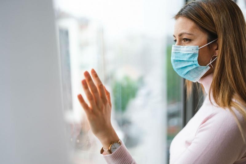 На Харьковщине растет уровень превышения эпидпорога по коронавирусу