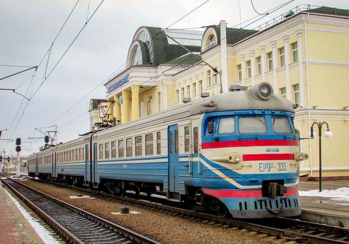 На Харьковщине изменили расписание пригородных электропоездов