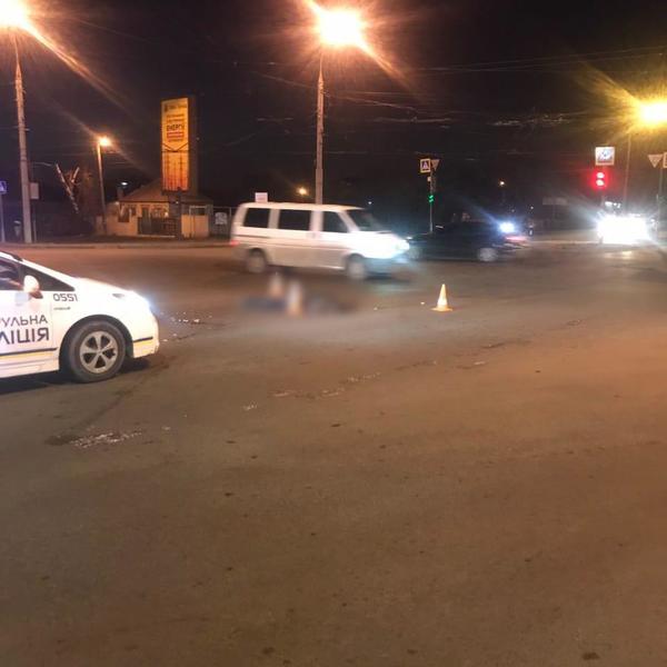 Смертельное ДТП в Харькове: стали известны подробности наезда фуры на пешехода (фото)