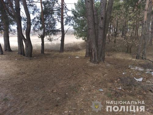 Предпринимателя ограбили и бросили в лесу: происшествие под Харьковом