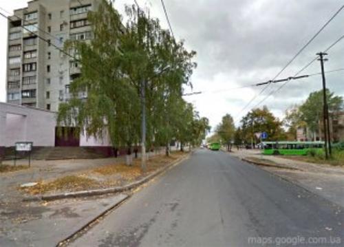 В Харькове улицу закроют на ремонт