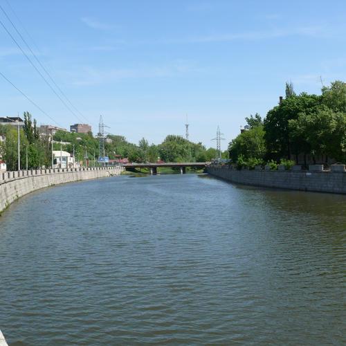 В Харькове задумались о водном транспорте