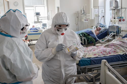 В Харькове планируют вывести из резерва еще одну ковид-больницу