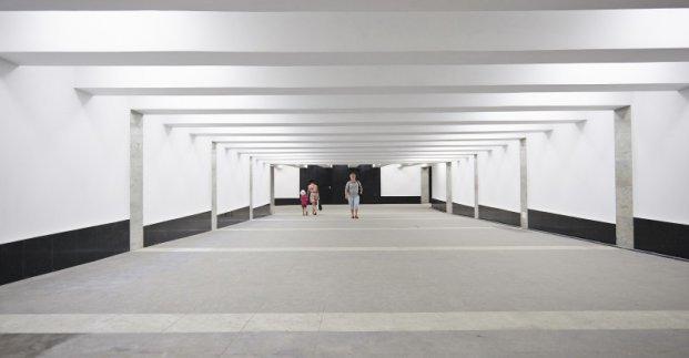 В подземных переходах Харькова станет светлее