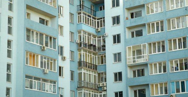 В кооперативных домах Харькова проводят масштабные работы