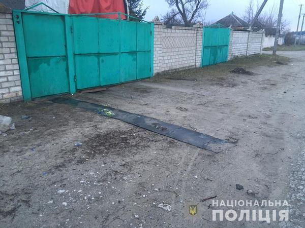 Происшествие на Харьковщине: мужчина оставил односельчанку без денег посреди улицы (фото)