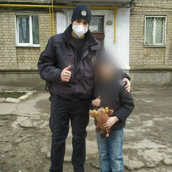 В Харькове пропал маленький ребенок