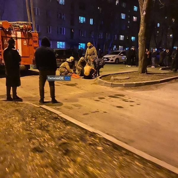 На руках слезла кожа. В Харькове мужчина во сне получил серьезные травмы