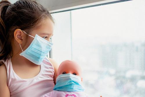 COVID добрался до детей: большинство маленьких пациентов нуждаются в кислороде