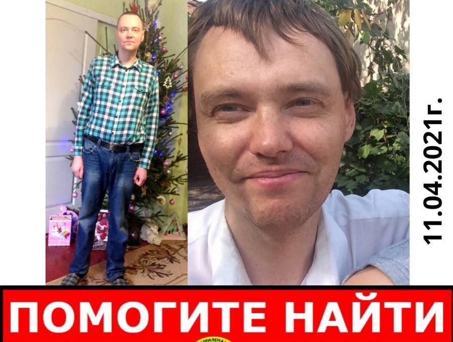 В Харькове пропал мужчина со шрамами