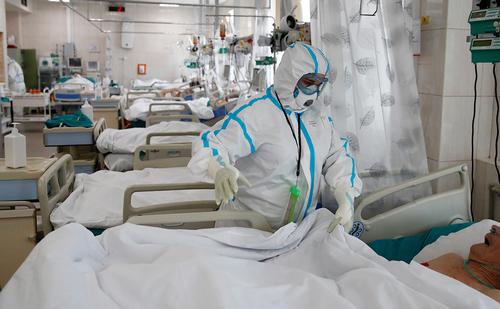 Слишком поздно обращаются: на Харьковщине все больше людей с COVID-19 нуждаются в госпитализации