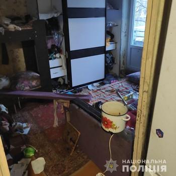 На Харьковщине посреди улицы обнаружили двух грязных и голодных детей (фото)