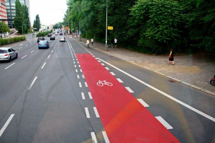 В центре Харькова улучшат инфраструктуру для велолюбителей