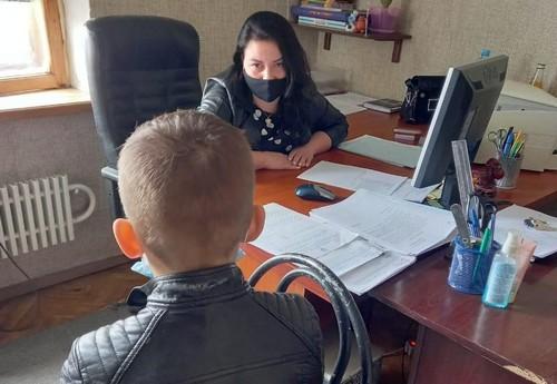 В Харькове разыскали ребенка, который постоянно срывал школьные занятия