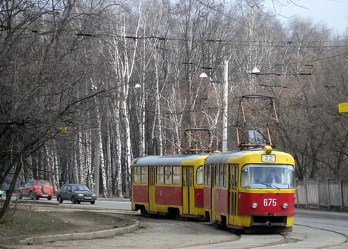 Харьковчане просят восстановить трамвайный маршрут
