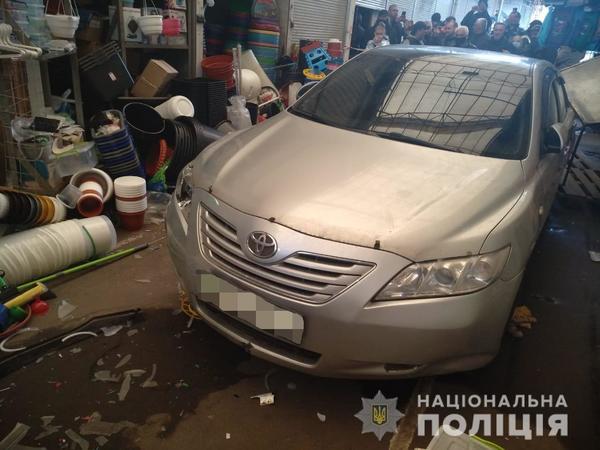 Стали известны подробности происшествия на рынке в Харькове (фото)