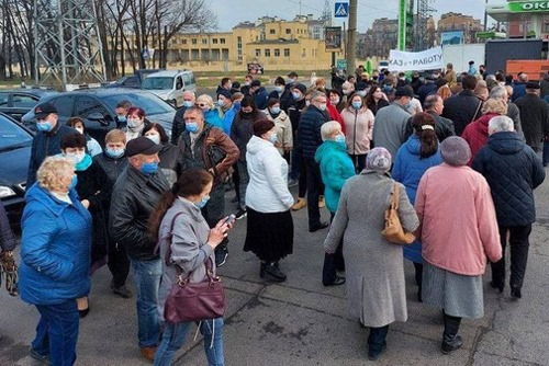 CoronaVac в Харькове и бунт на авиазаводе. Итоги недели