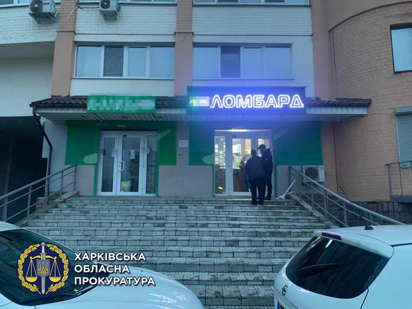 Выломали дверь и забрали все, что видели: ограбление в Харькове (фото)