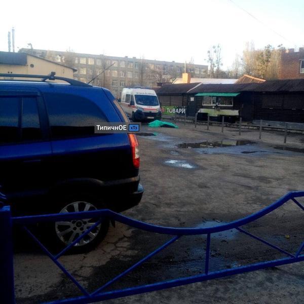 В Харькове мужчина вышел на прогулку и умер