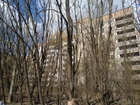35 лет со дня трагедии: харьковчанин показал, как сейчас выглядит Чернобыль (фоторепортаж)