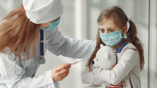 Стало известно, сколько детей на Харьковщине болеют коронавирусом