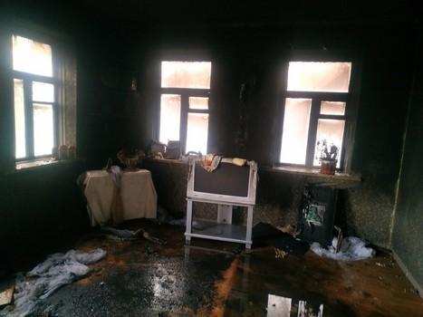 На Харьковщине женщина спасла соседей от беды (фото)