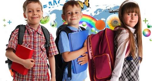 Правила выбора рюкзака для школьников