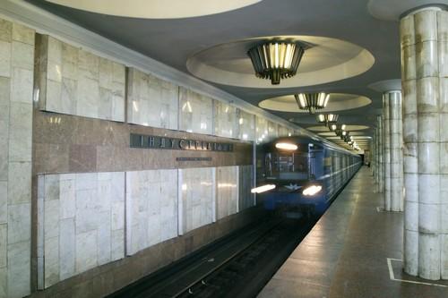 Харьков в XXI веке. 29 апреля – переименовали станцию метро